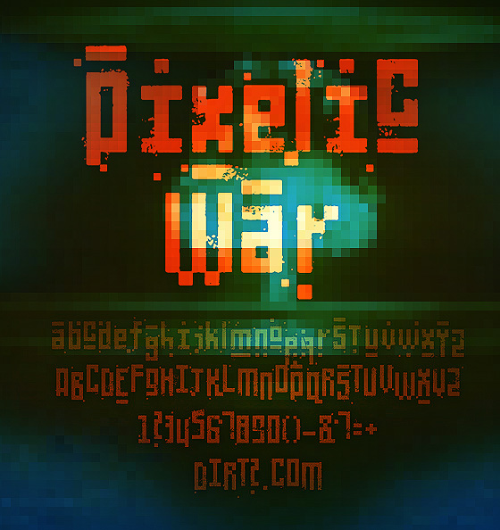 Pixelic War Preview