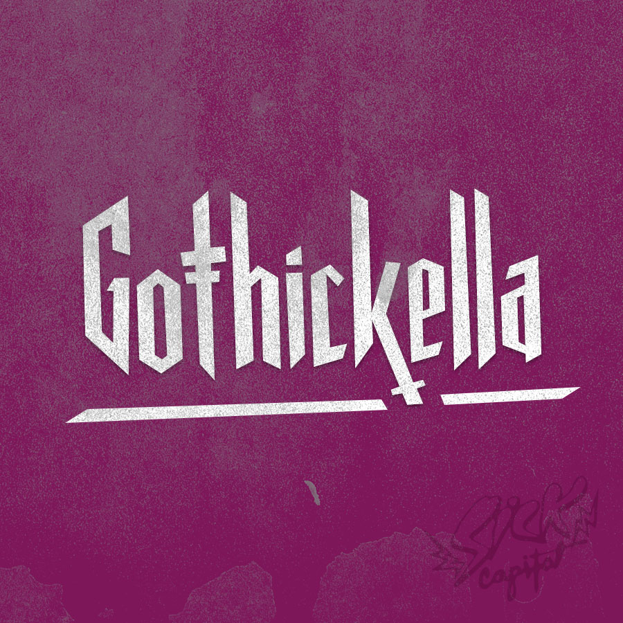 Gothickella Font and Commercial License from SickCapital.com