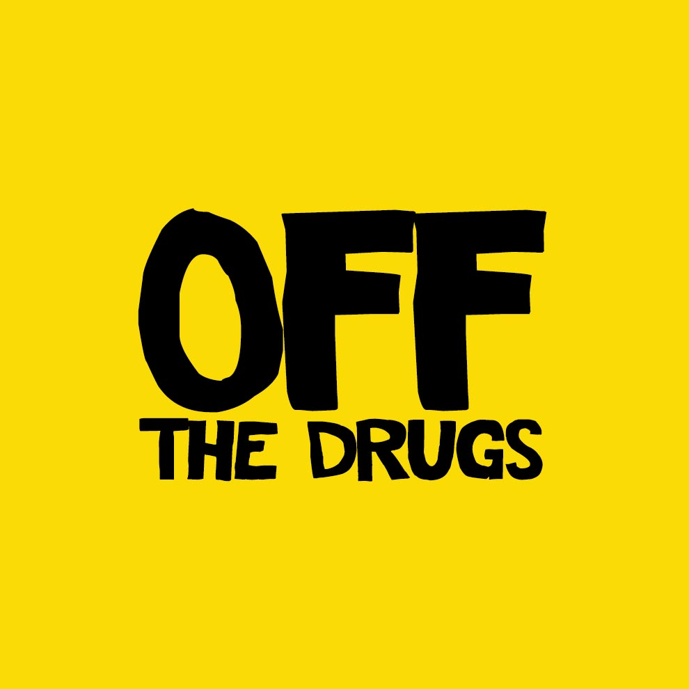 Off The Drugs Font and Commercial License from SickCapital.com