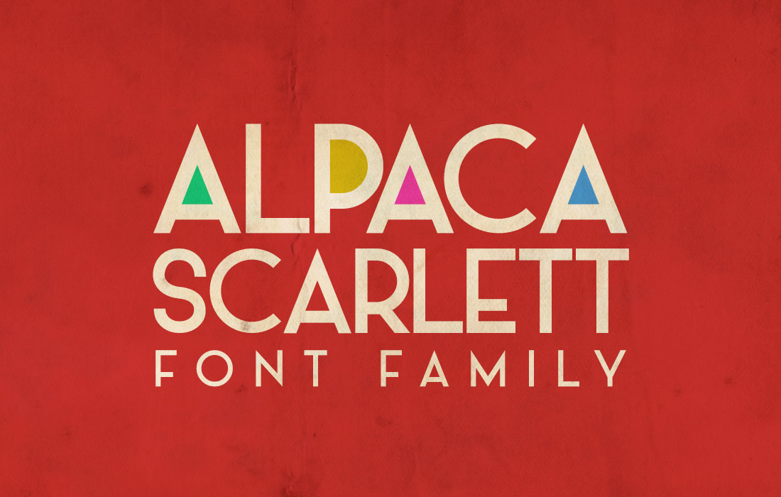 Alpaca Font Download and License