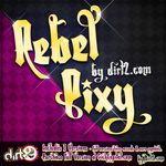 Rebel Pixy Font and Commercial License from SickCapital.com