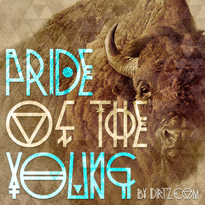 Pride of the Young Font